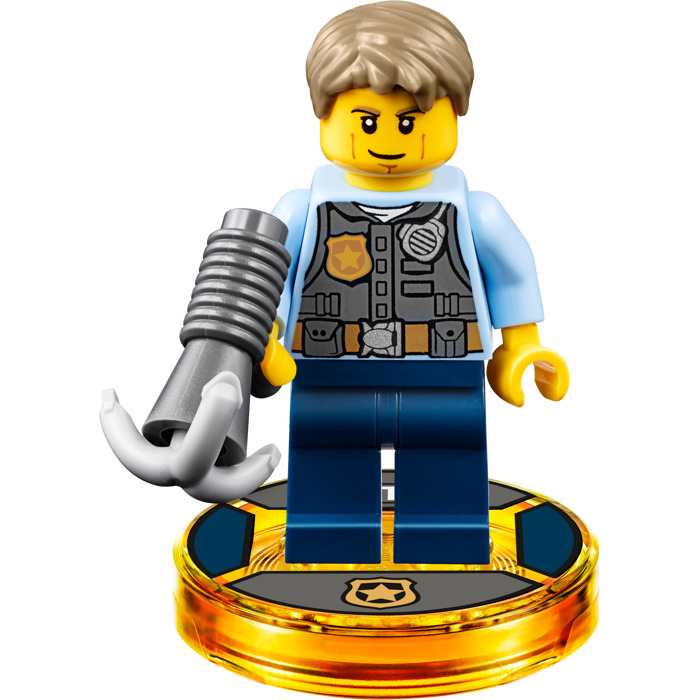Lego Dimensions Lego City Fun Pack Chase Mccain Set 71266 New