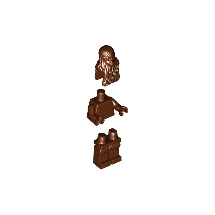 Type mini figurine serie lego bricks movie star wars chewbacca turnix d' Andalousie