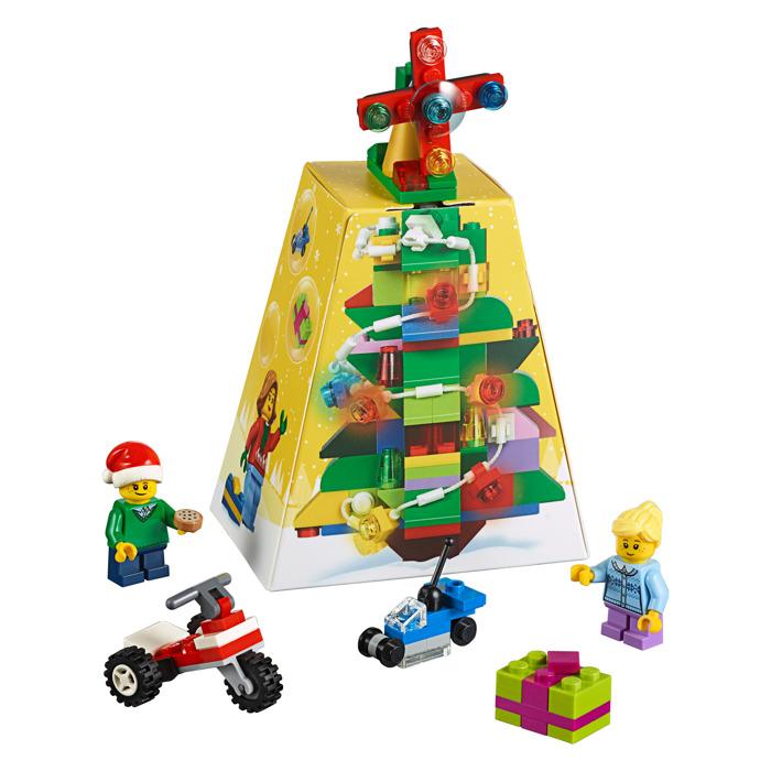 Lego Christmas.Lego Christmas Ornament Set 5004934