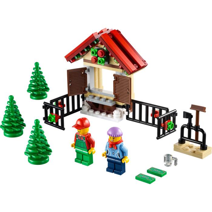 Lego Christmas Set 2013 1 40082 Brick Owl Lego Marketplace