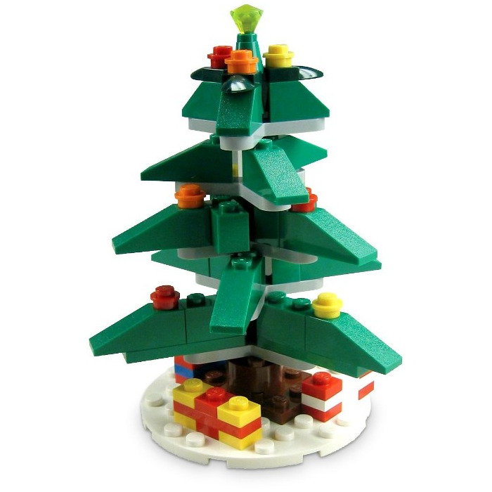 Lego Christmas Tree Set 40024 Brick Owl Lego Marketplace