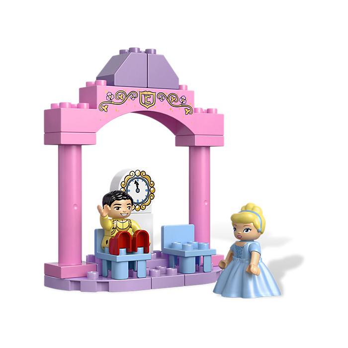 lego cinderella castle instructions
