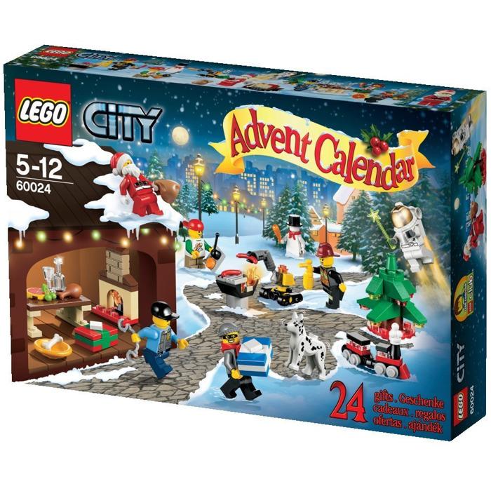 Lego City Advent Calendar Set 60024 1 Brick Owl Lego Marketplace