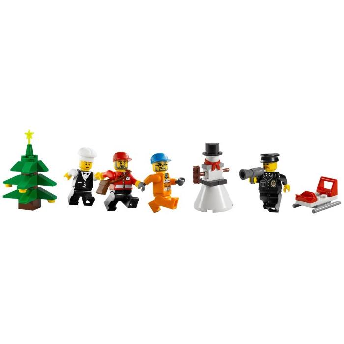 Lego City Advent Calendar Set 7687 Brick Owl Lego Marketplace