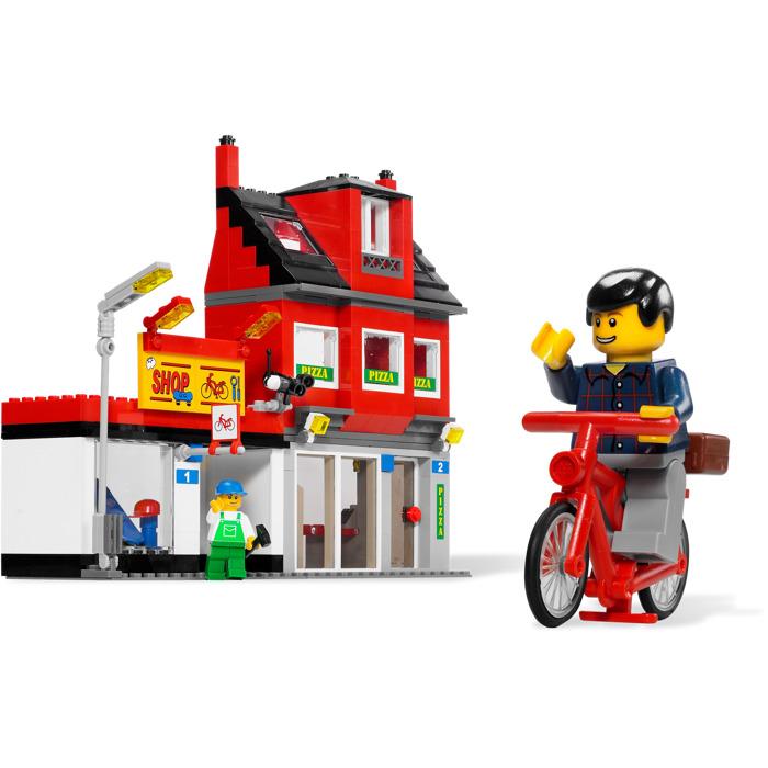Lego City Corner Set 7641 Brick Owl Lego Marketplace