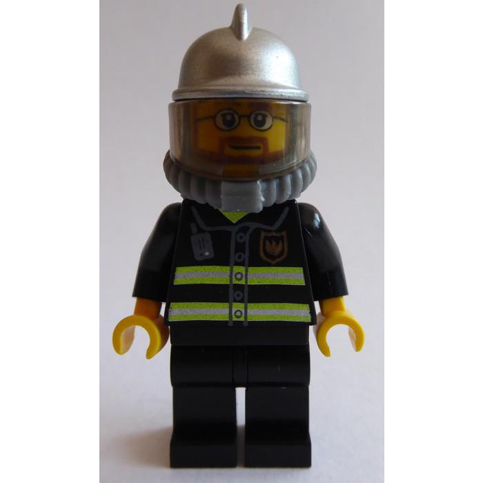 dark grey Breathing Hose NEUF NEW 2 x LEGO 6158 Minifigure Tuyau Respiration