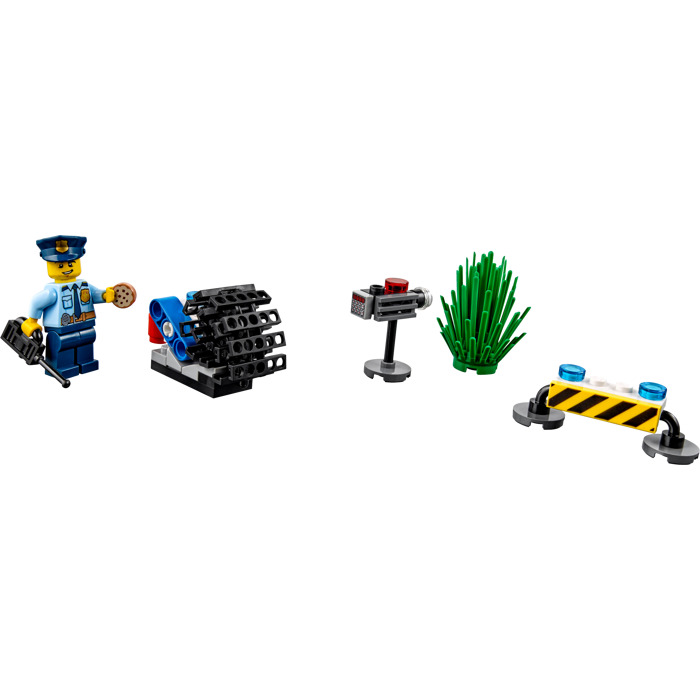 lego city police mission pack set 40175 - Lego City Police