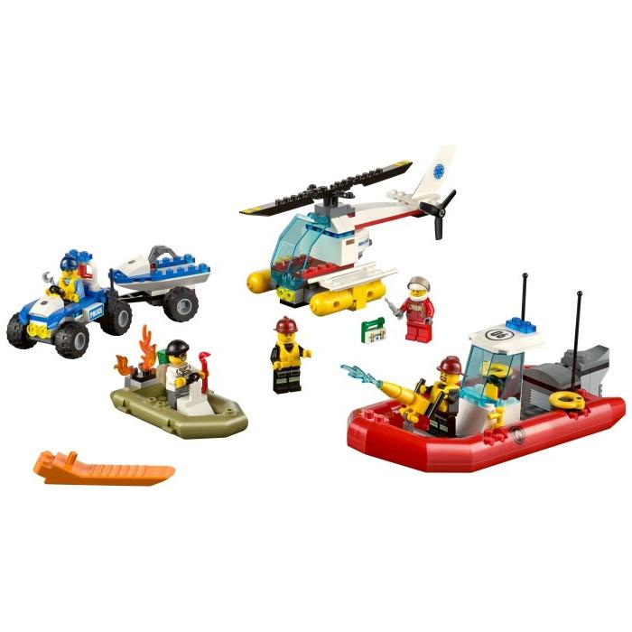 LEGO City Starter Set 60086   Brick Owl - LEGO Marketplace