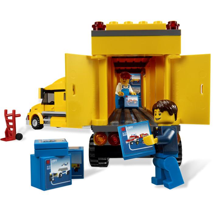 LEGO City Truck Set 3221   Brick Owl - LEGO Marketplace