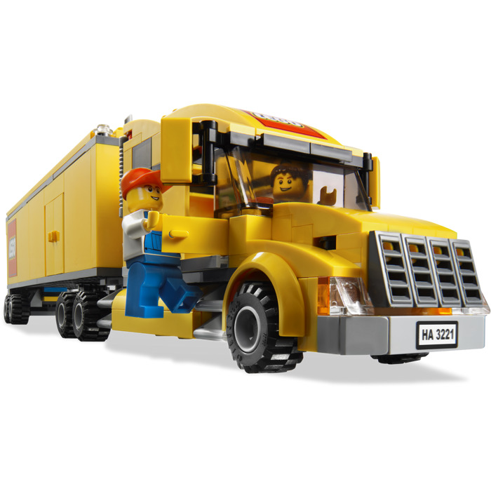 Lego City Truck Set 3221 Brick Owl Lego Marketplace