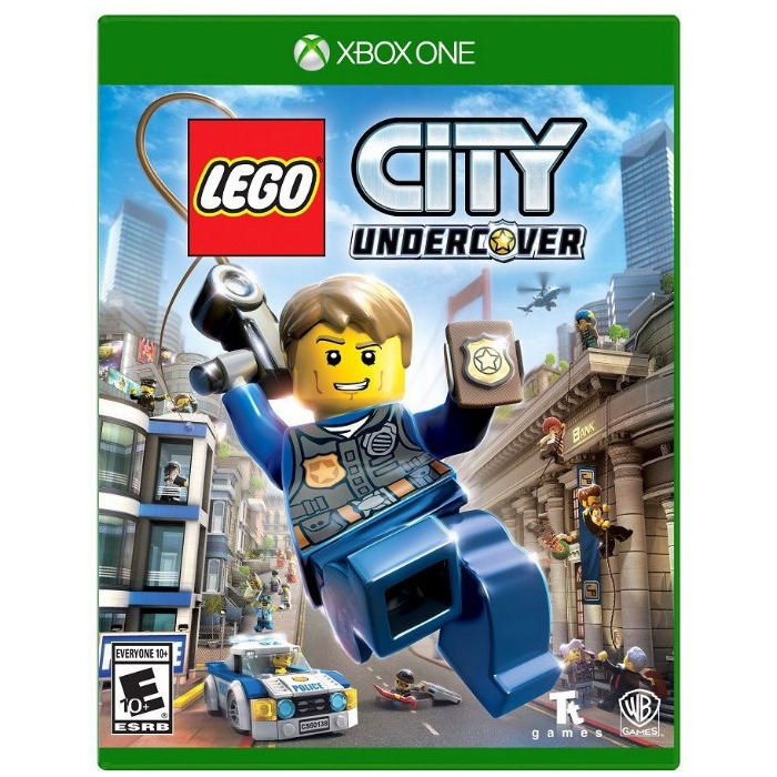 LEGO City Undercover Xbox One Video Game (5005364) | Brick