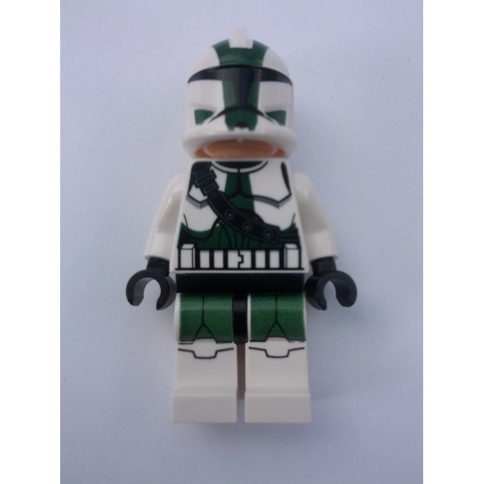 LEGO Clone Commander Gree Star Wars Minifigure