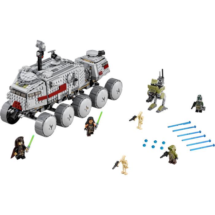 2 lego clone turbo tank set 75151 - Lego Star Wars Vaisseau Clone