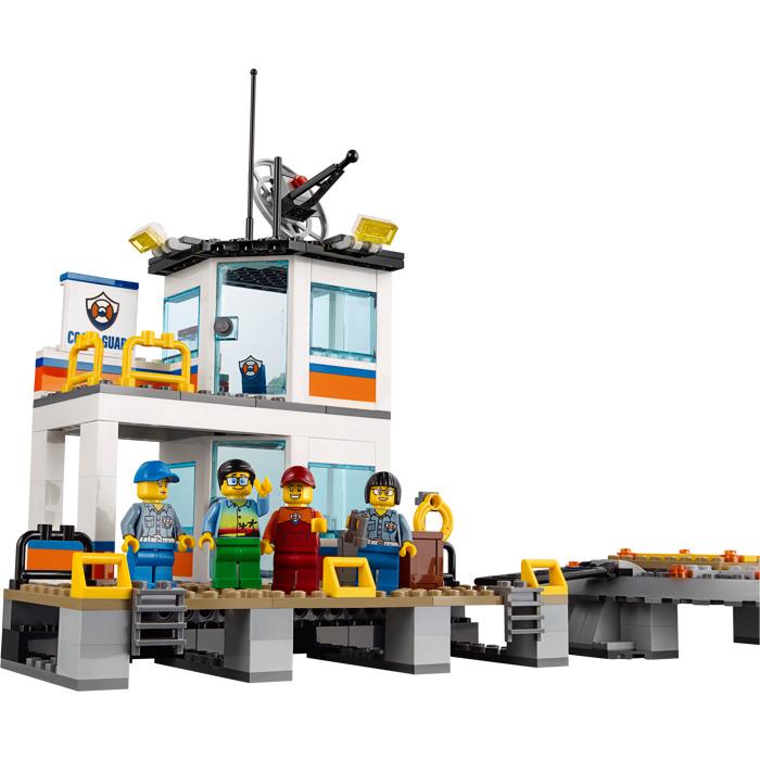 LEGO Coast Guard Headquarters Set 60167   Brick Owl - LEGO ...