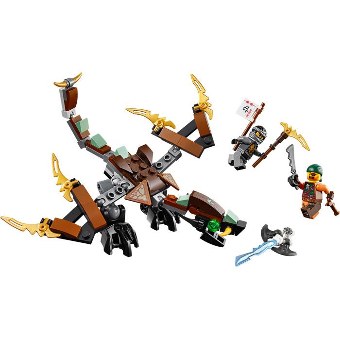 LEGO Cole's Dragon Set 70599 | Brick Owl - LEGO Marketplace