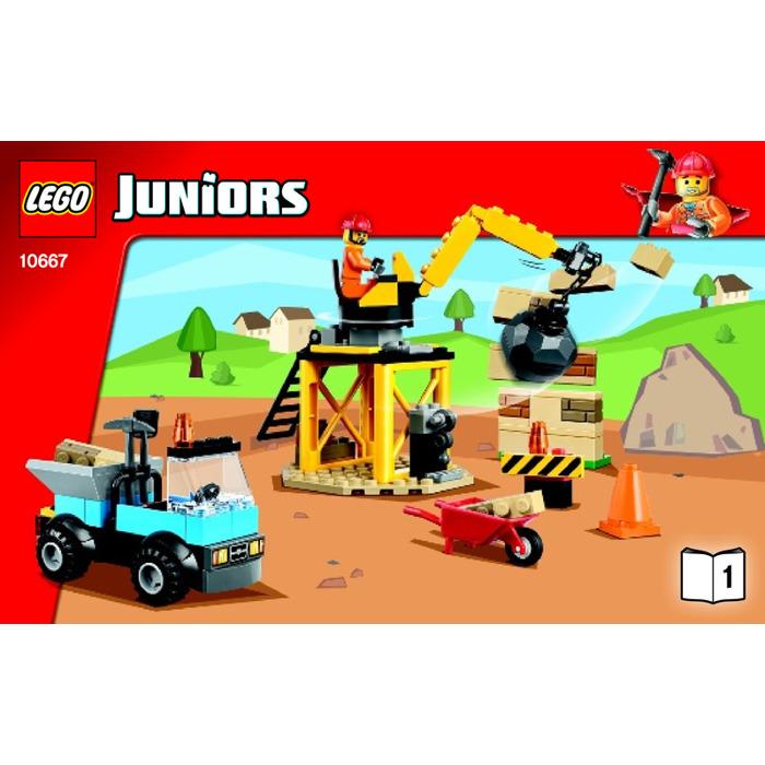 Lego Construction Set 10667 Instructions Brick Owl Lego Marketplace