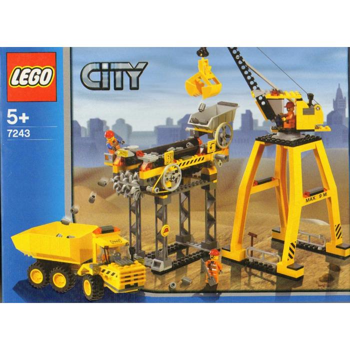 LEGO Construction Site Set 7243