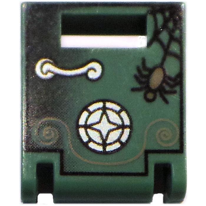 LEGO Coffre Container Box 2 x 2 x 2 Réf 4346px6 Set 6160//6198//6109//6140