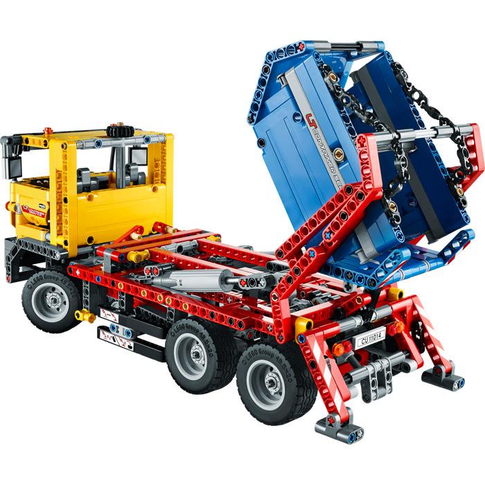 lego container truck set 42024 brick owl lego marketplace. Black Bedroom Furniture Sets. Home Design Ideas