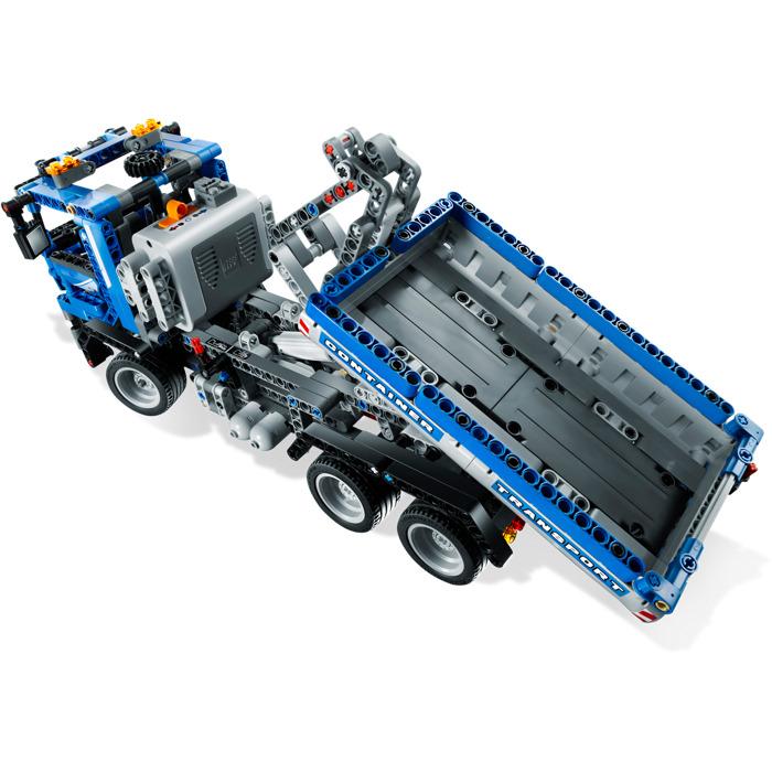 Lego Container Truck Set 8052 Brick Owl Lego Marketplace