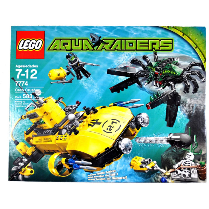 LEGO Crab Crusher Set 7774 | Brick Owl - LEGO Marketplace