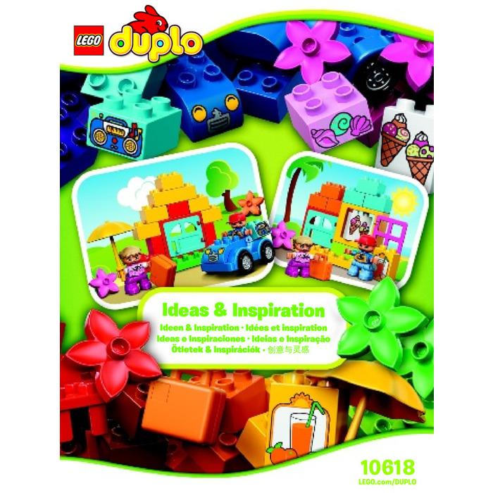 Lego Creative Building Box Set 10618 Instructions Brick Owl Lego