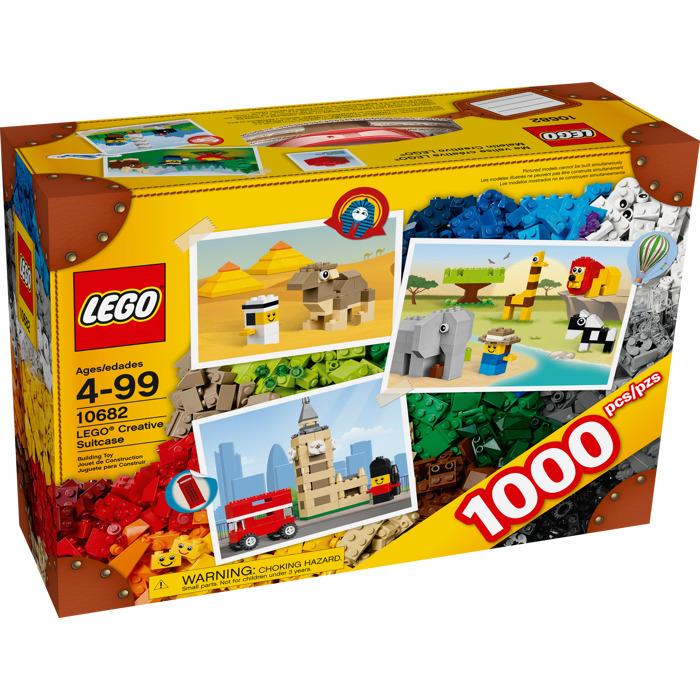 LEGO Creative Suitcase Set 10682 | Brick Owl - LEGO ...