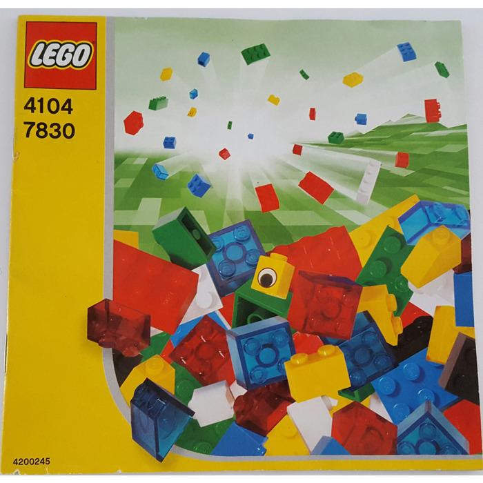 Lego Creator Bucket Set 4104 Instructions Brick Owl Lego Marketplace