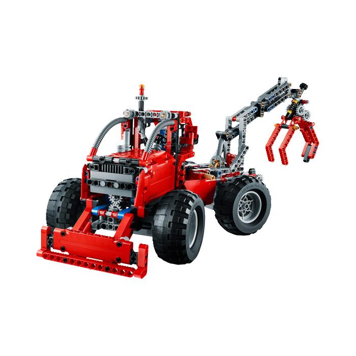 lego customised pick up truck set 42029 brick owl lego. Black Bedroom Furniture Sets. Home Design Ideas
