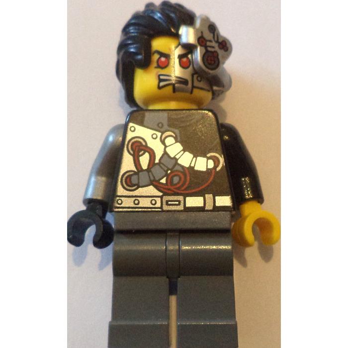 lego cyrus borg minifigure brick owl lego marketplace