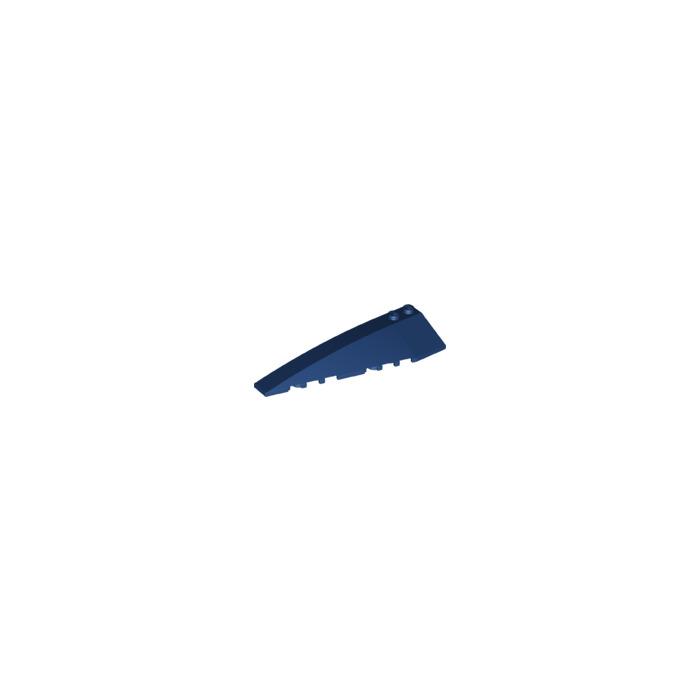 Lego right aile slope bleu foncé//dark blue 50955 50956 NEUF Wedge 10x3 left