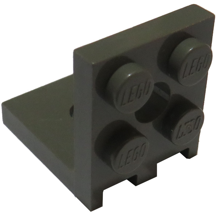 NEW LEGO Part Number 3956 in Med Stone Grey