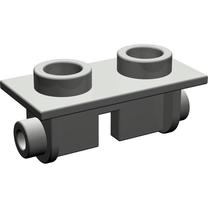 18f5227d1418 LEGO Dark Gray Hinge 1 x 2 Top (3938)