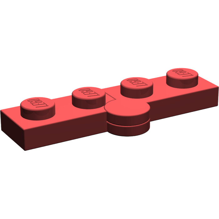 20 NEW LEGO Plate 1 x 1 Dark Red