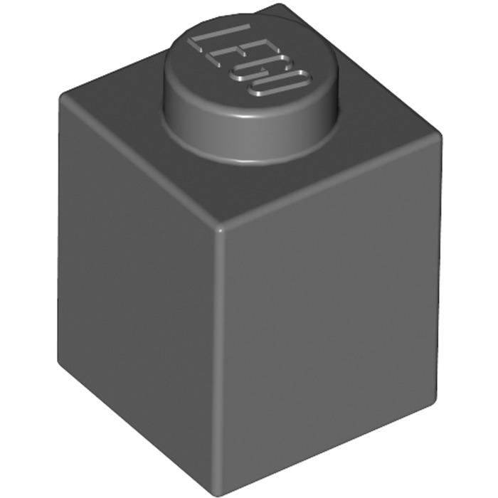 8 X lego 3005 Lego Brick 1x1 Brick Gelb , Tan Neu New Beige