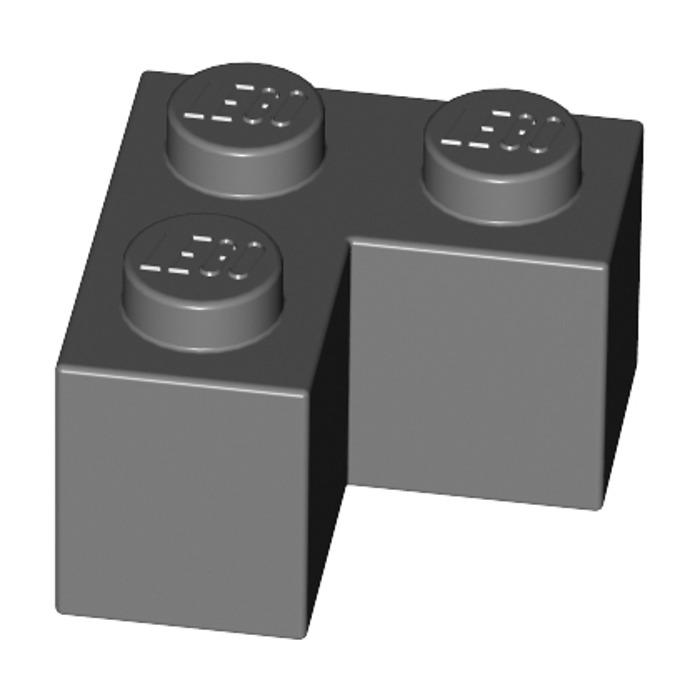 2277 Lego Stone Cone Round 4x4x2 Black