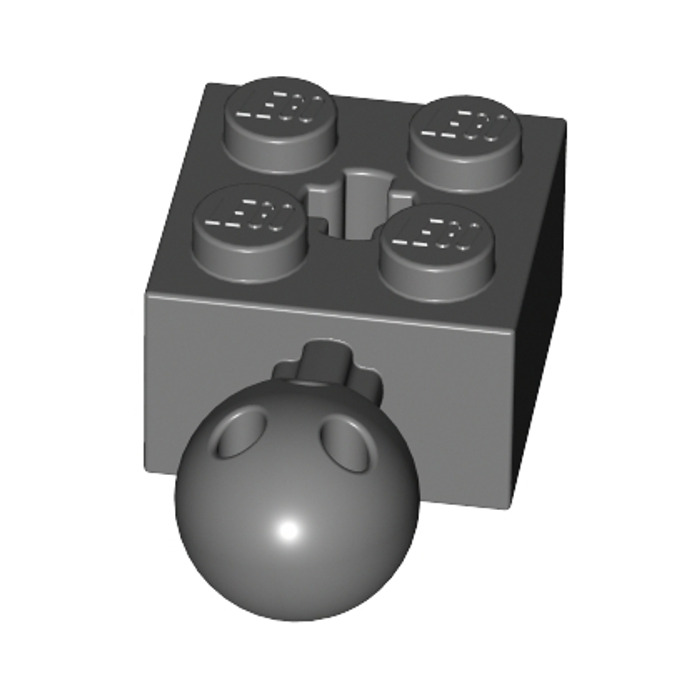 35 NEW LEGO Technic Ball Joint Black