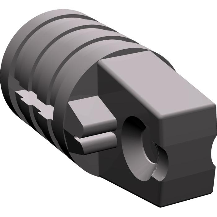 Lego L B Gray 30554b New 4x Hinge Cylinder 1x3 Locking 2 Arm Grey