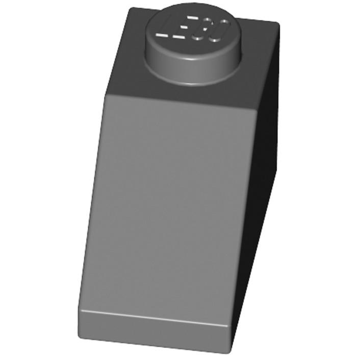Slope 45° slope dark bluish gra dunkelgrau Lego ® 20x Dachstein 1x2 3040