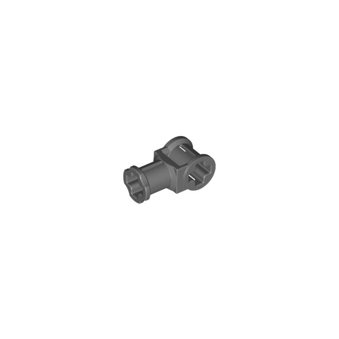 Black Axle Connector with Axle Hole 10x Lego Technic Free Postage 32039