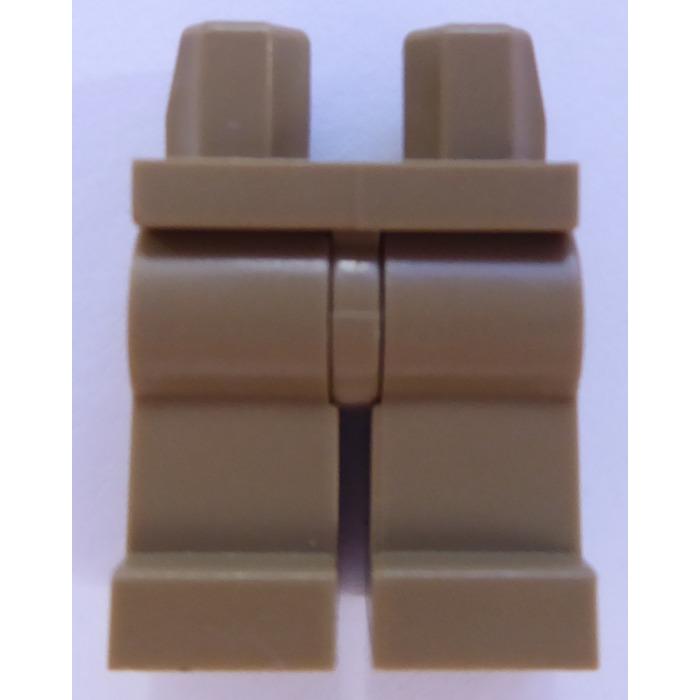 Lego Tan Minifig Legs w// Hips NEW