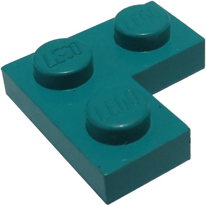 LEGO 30 x Eckplatte flach beige Tan Plate 2x2 Corner 2420 4114077