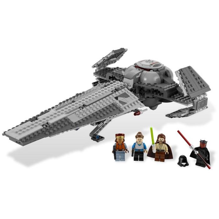 Lego darth maul 39 s sith infiltrator set 7961 brick owl - Vaisseau dark maul ...