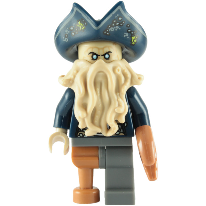 Lego Davy Jones Minifigure Brick Owl Lego Marketplace