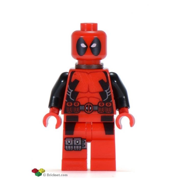 lego marvel superheroes how to get deadpool bricks
