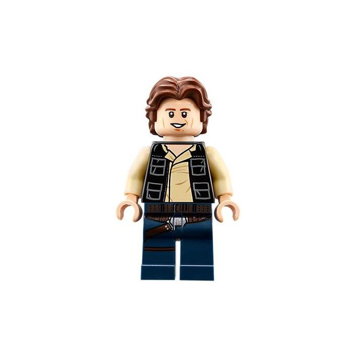 Lego Star Wars Death Star Han Solo Minifigure 75159