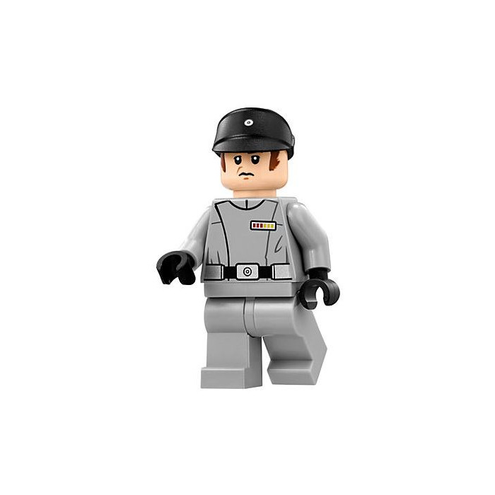 Lego Death Star Imperial Officer Minifigure Brick Owl Lego