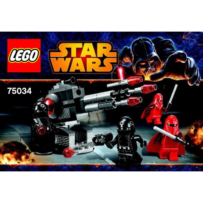 lego star wars death star instructions
