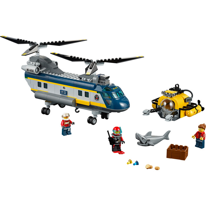 helicopter lego technic with Lego Deep Sea Helicopter Set 60093 on Batcopter  1966 film as well L 1202802 besides Lego Technic Helicopter Price together with 451678  Plancity Parkhaus 3 Etagen Plan Toys in addition Lego City 2018 Sets Des Ersten Halbjahres 36835.