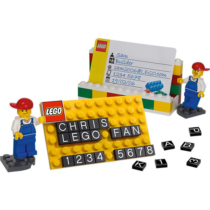 LEGO Dark Stone Gray Plate 3 x 3 Corner Round (30357 ...